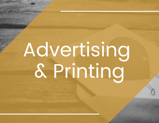 Digital Marketing for Advertising and Printing companies