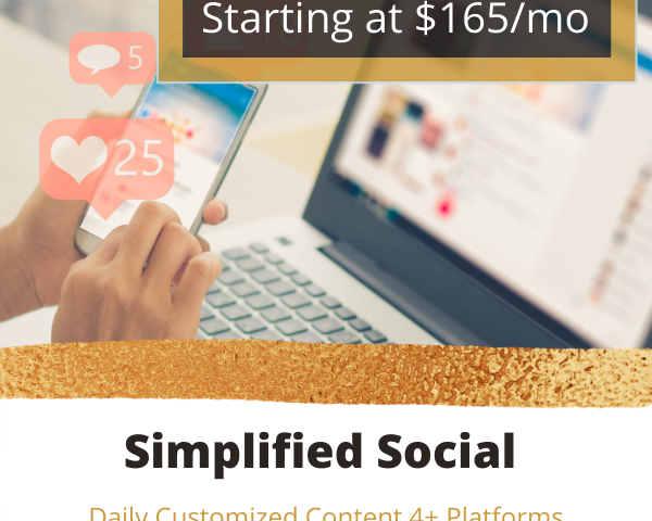 Simplified Social Media Marketing