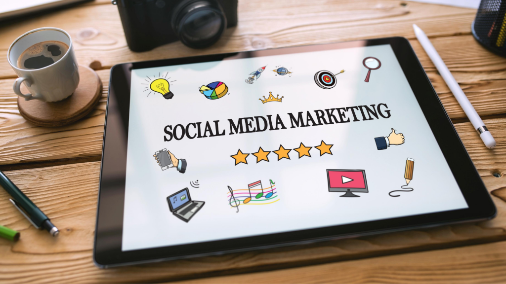 Social marketing tips post pandemic by Brittany Rohr